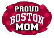 Boston University Proud Mom Magnet Single