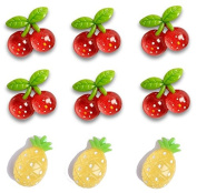 Kitchen Magnets Cute Fridge Magnets Colourful Refrigerator Magnets Whiteboard
