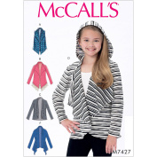 Girls' Vest and Cardigans, All Sizes in 1 Envelope