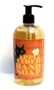 Greenwich Bay APPLE CIDER Hand Soap with Shea Butter, Apple Blossom Oil, Cocoa Butter and Vitamin E 470ml