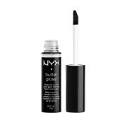 NYX Cosmetics Professional Makeup Butter Gloss, Black Berry Pie, 0.27 Fluid Ounce