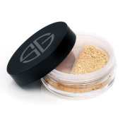 Studio Gear Dual Identity Loose, Wet and Dry Mineral Foundation, Talc Free, .890mls, Linen