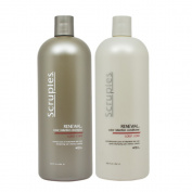 "Scruples Renewal Colour Retention Shampoo & Conditioner 1000ml Duo ""Set"""