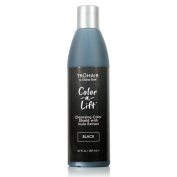 TRUHAIR Colour 'N' Lift Cleansing Colour Shield - Hair Colour Shampoo that Protects Against Hair Colour Loss - Black 260ml
