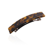 TS Classic Rectangle Barrette For Thick Hair Handmade