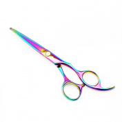 Passion Professional Titanium Barber Scissors Hair Cutting Shears 15cm