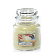 Yankee Candle Margarita Time Medium Jar Candle, Fruit Scent