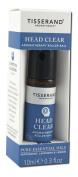 Tisserand Pure Essential Oil, Head Clear, 10ml