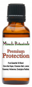 Miracle Botanicals Premium Protection Essential Oil Blend - . Thieves Blend - 100% Pure Therapeutic Grade Essential Oils 30ml/1oz.