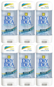 Dial 1327463 Dry Idea Unscented Clear Gel Anti-Perspirant Deodorant, 90ml Size