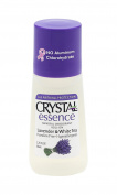 Crystal essence Deodorant Roll-On, Lavender and White Tea 70ml