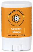 SmartyPits - Natural / Aluminium Free Probiotic Deodorant (Coconut Mango) (Travel-Size
