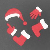 KESEE ☀☀Merry Christmas Metal Cutting Dies Stencils Scrapbooking Embossing DIY Crafts