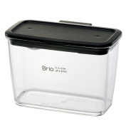 Accumulation (with the preservation case spice pot stacking plastic preservation container seasoning container seasoning case spice container packing) with the preservation container Brio caster measuring spoon