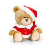 14cm Christmas Pip The Bear By Keel