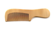 The Dida World Bath – Children's Wooden Comb, Natural Colour