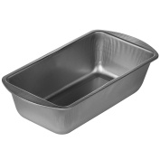 NON STICK BREAD LOAF TIN HARDENED STEEL BAKING PAN DEEP CAKE TRAY MEAT BAKEWARE Evelyn Living®