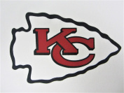 Kansas City Chiefs 100% Polyester (FLAT SHEET ONLY) Size TWIN Boys Girls Kids Bedding