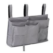 Oululu Bedside Caddy - Hanging Bedside Storage Organiser Bag for Bunk Beds Sofa