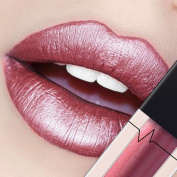 24 Colours Lip Glosses Professional Girls Cosmetics Lipstick Long-lasting for Women by TOPUNDER C