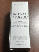 Avon Beyond Colour Lipstick SPF 15 Sunscreen Octinoxate stick 5ml - CANTALOUPE - BRAND NEW FRESH EXP 2019/09