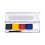 European Body Art Encore SLIM Alcohol Palette, SFX Prime