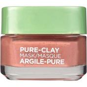Pure Clay Mask Exfoliate And Refine Pores