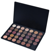 Eyeshadow , Hunzed Matte Eyeshadow Set Cream Eyeshadow Palette With Brush Beauty Cosmetic Eye Shadow Makeup Palette Set