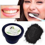 Teeth Whitening, GTIA Natural Teeth Whitener Teeth Whitening Activated Charcoal Powder Dentals Care Teeth Care