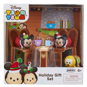 Tsum Tsum Mickey and Minnie Exclusive Christmas Gift Set