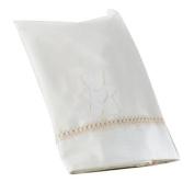 Bedding Set Cot MIBB New Soft White