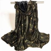 Halloween Women Scarves, Xinantime Pumpkin Print Stole Pashmina Long Soft Wrap Shawl
