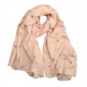 Women Scarves, Xinantime Lady Butterfly Print Wrap Shawl Pashmina Stole Long Scarf
