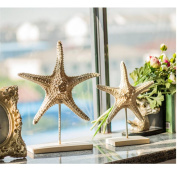Resin starfish ornaments two - piece ornaments ornaments crafts