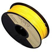 PLA 1kg 1.75mm Yellow - 3D Printer Filament - FrontierFila
