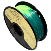 PLA 1kg 1.75mm Thermochromic Green/Yellow - 3D Printer Filament - FrontierFila