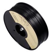 ABS 1kg 1.75mm Black - 3D Printer Filament - FrontierFila