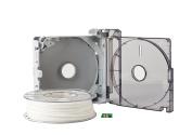 3DWOX DP200 Refillable Cartridge PLA White