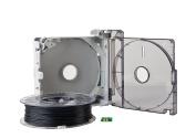 3DWOX Refillable Cartridge PLA Black