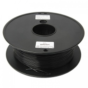 3D Printer supplies Filament RepRap PLA 1kg/roll Black