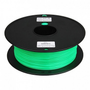 3D Printer supplies Filament RepRap PLA 1kg/roll Green
