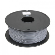 3D Printer supplies Filament RepRap ABS 1kg/roll Grey