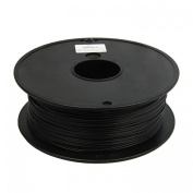 3D Printer supplies Filament RepRap ABS 1kg/roll black