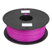 3D Printer supplies Filament RepRap ABS 1kg/roll Purple