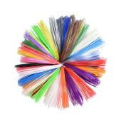 Comix 200m/656.2ft 3D Printing Pen ABS Filament Refill 1.75mm Children Christmas Gift