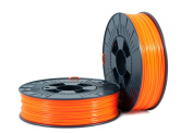 PLA 1,75mm orange fluor 0,75kg - 3D Filament Supplies