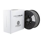 Prima Filaments PV-PLA-175-1000-LGY PrimaValue PLA Filament, 1.75 mm, 1 kg Spool, Light Grey