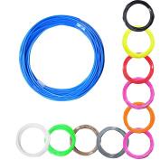 Sansee ABS 10PCS 1.75MM 20M / 50G / PCS ABS 3D Print Filament For 3D Printer Pen Candy Colour