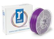 Real Filament 8719128325224 Real PLA, Spool of 1 kg, 2.85 mm, Purple