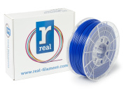 Real Filament 8719128325118 Real PLA, Spool of 1 kg, 2.85 mm, Blue